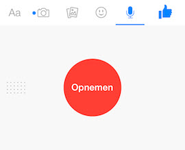 Hulp met computer.nl-Facebook-Messenger-audio