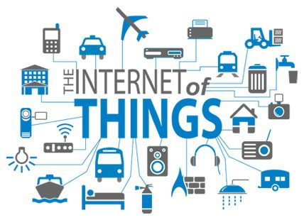 Internet of things slim huis
