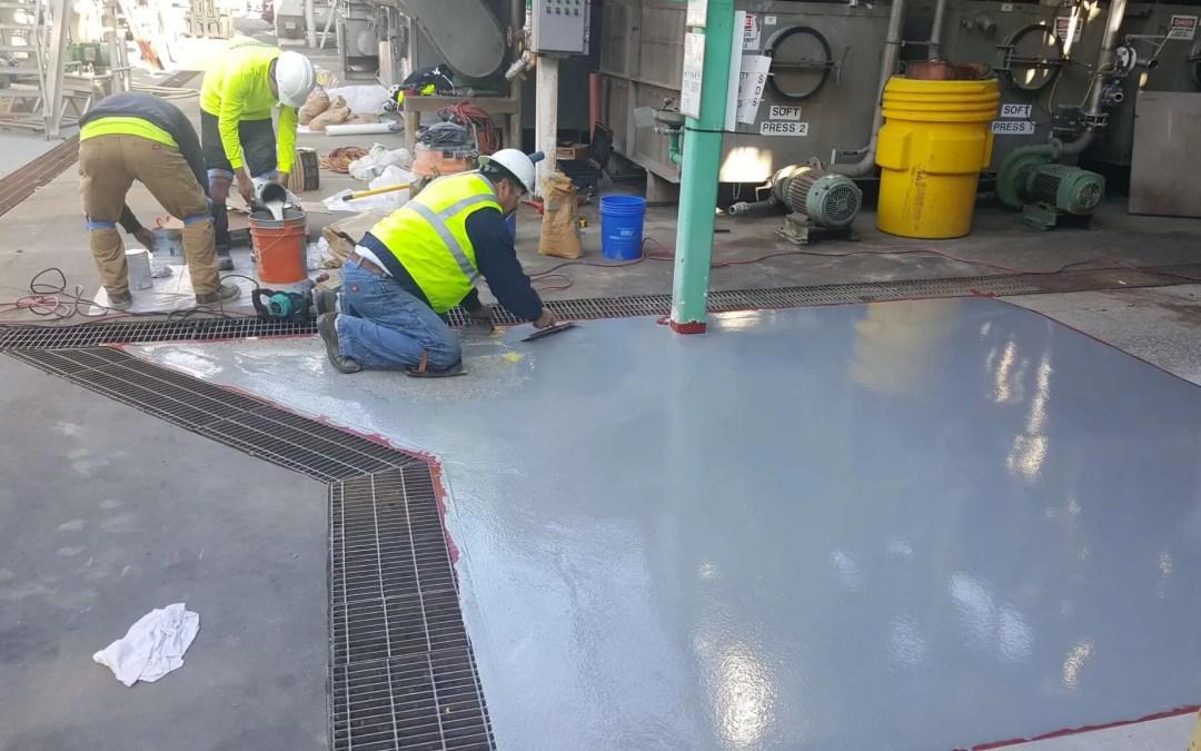 Floor Resurfacing