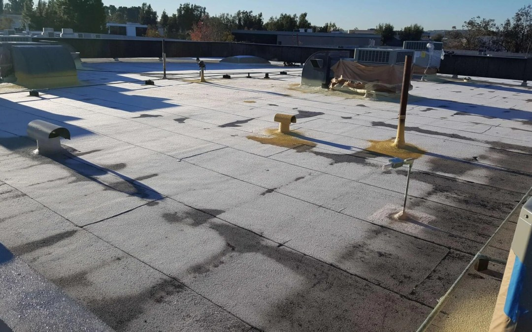 Old Roofs Can Be Saved With Spray Foam