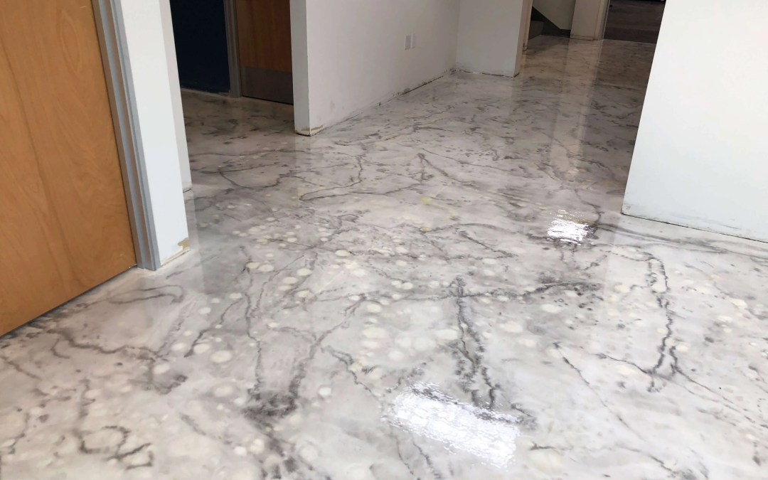 Recent Flooring Project