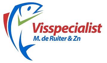 Visspecialist M. de Ruiter