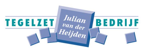 Tegelzet bedrijf Julian van der Heijden