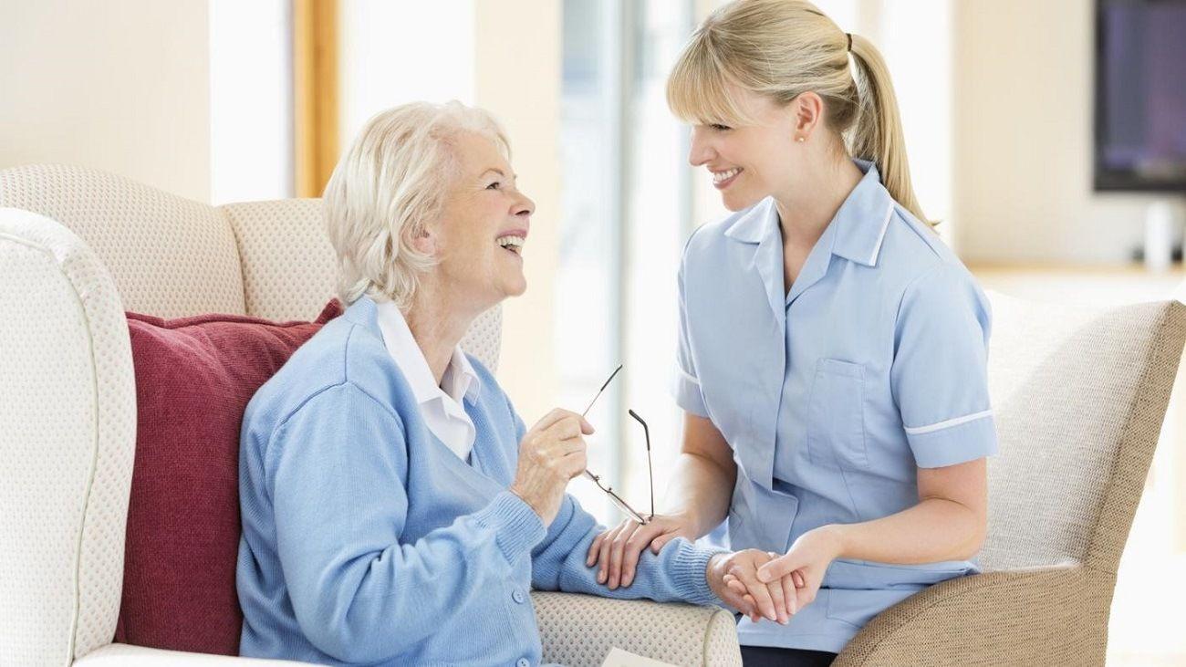 Los mejores cuidados con corazón personas mayores