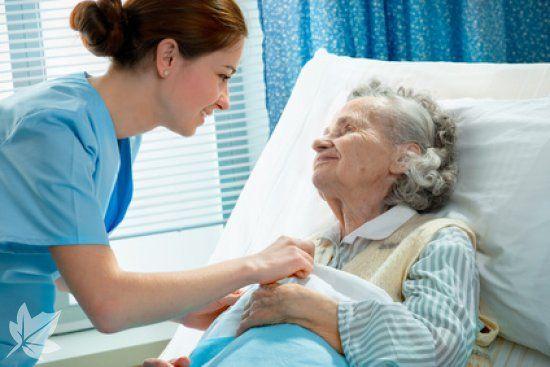 Cuidadoras de personas dependientes