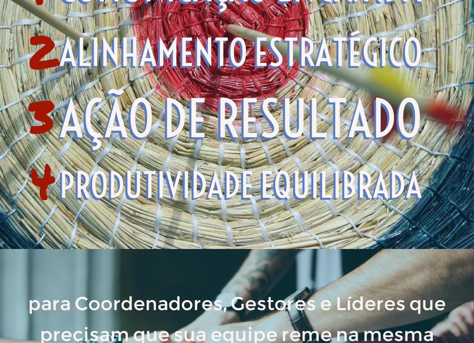 Para Desenvolver comunicação, alinhamento estratégico, resultado e produtividade
