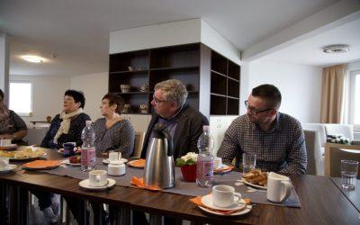 Harzer Landtagsabgeordneter war erster offizieller Gast in Osterwieck
