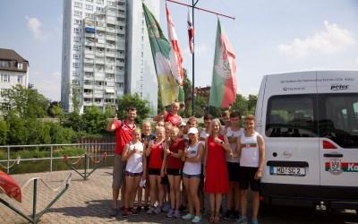 Humanas Engagement bei den Kanuten des SC Magdeburg