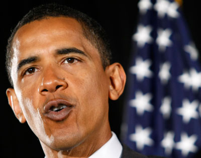 Elza Maalouf, Barack Obama