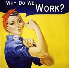 Photo of Why do we work?