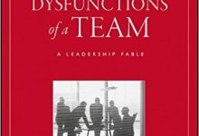 Photo of The Five Dysfunctions of a Team: A Leadership Fable
