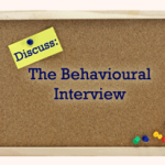 Train HR Behavior based Interview