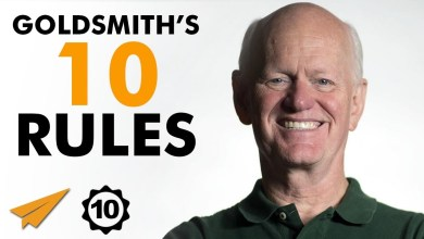 Photo of Marshall Goldsmith's Top 10 Rules For Success (@coachgoldsmith)