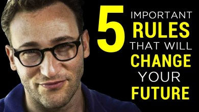 Photo of Simon Sinek: CHANGE YOUR FUTURE – Life Changing Motivational Speech