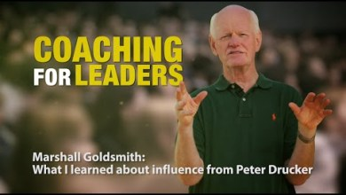 Photo of What I learned about influence from Peter Drucker