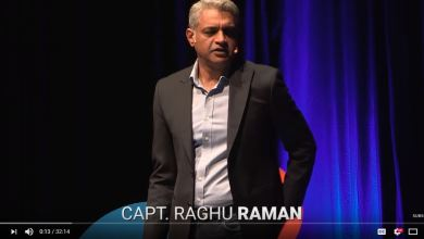 Photo of Capt. Raghu Raman   The 32-Minute MBA From Indian Streets