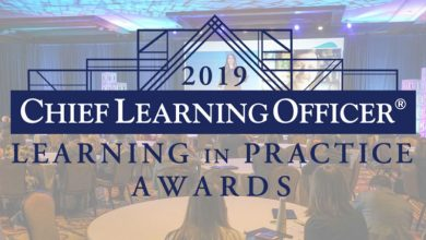 Photo of Chief Learning Officer announces the 2019 Learning In Practice Award finalists