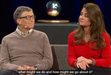 Photo of Why giving away our wealth has been the most satisfying thing we've done… | Bill and Melinda Gates