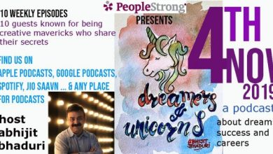 Photo of Dreamers and Unicorns are the new role models – A Podcast