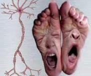 creaming feet