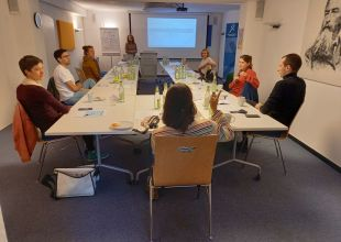 Thumbnail for the post titled: Gelungene Premiere: Erstes Treffen humanistischer Stipendiat*innen