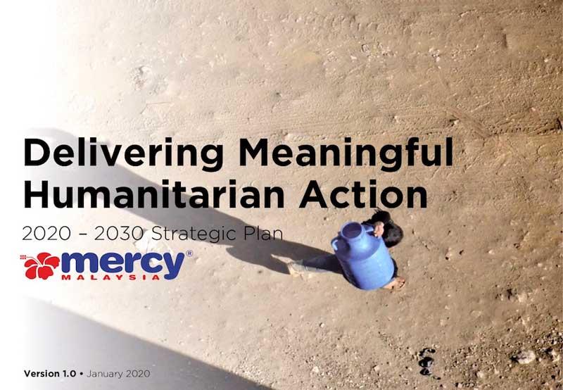 MERCY Malaysia 2020 – 2030 Strategic Plan by Humanitarian Capital