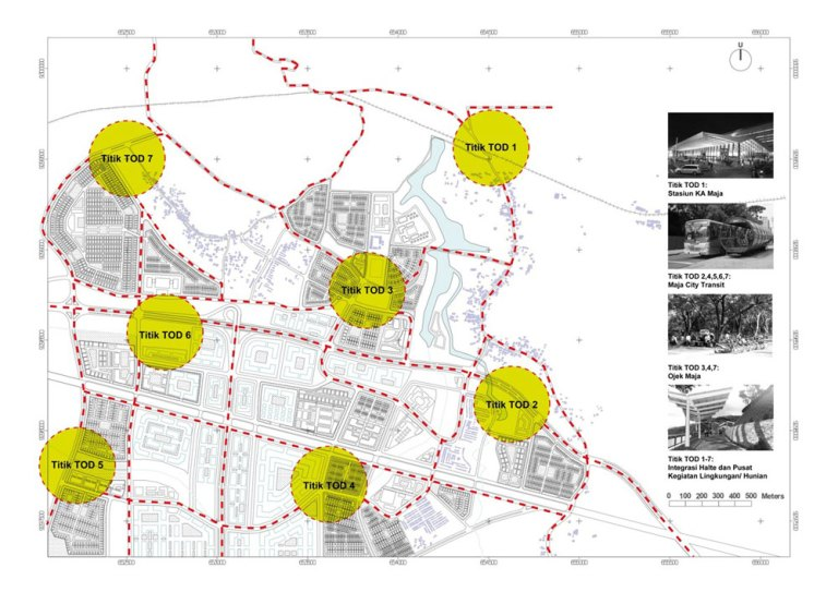 Maja Innovative Township Master Plan by Humanitarian Capital