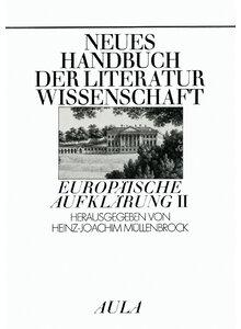 Neues Handbuch der Literaturwissenschaft