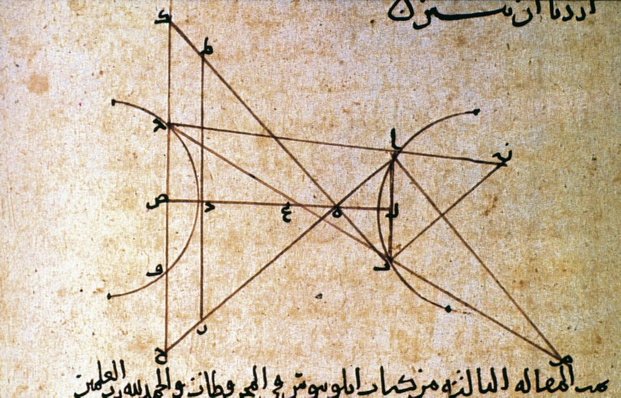 Ibn Al Haytham mathmaticien et physicien arabe du XIe sicle  LHumanit