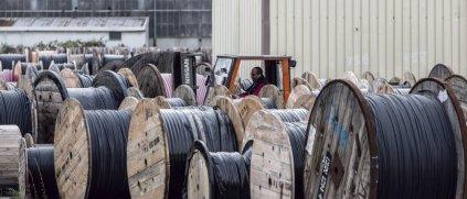 En 2013, confronté à une baisse de ses ventes, le fabricant de câbles avait déjà supprimé 468 emplois en Europe, dont 206 en France. Maxime Jegat/IP3