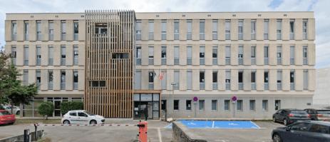 Les locaux de l'inspection académique de l'Ariège, à Foix.