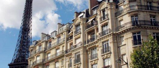 Le Paris des riches @Thomas Coex / AFP