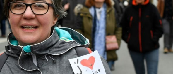 Photo Damien Meyer / AFP.
