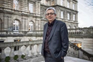 Pour contrer l'offensive antisociale de Macron, Pierre Laurent espère «   une expression commune des dirigeants de gauche ». Julien Jaulin/Hanslucas