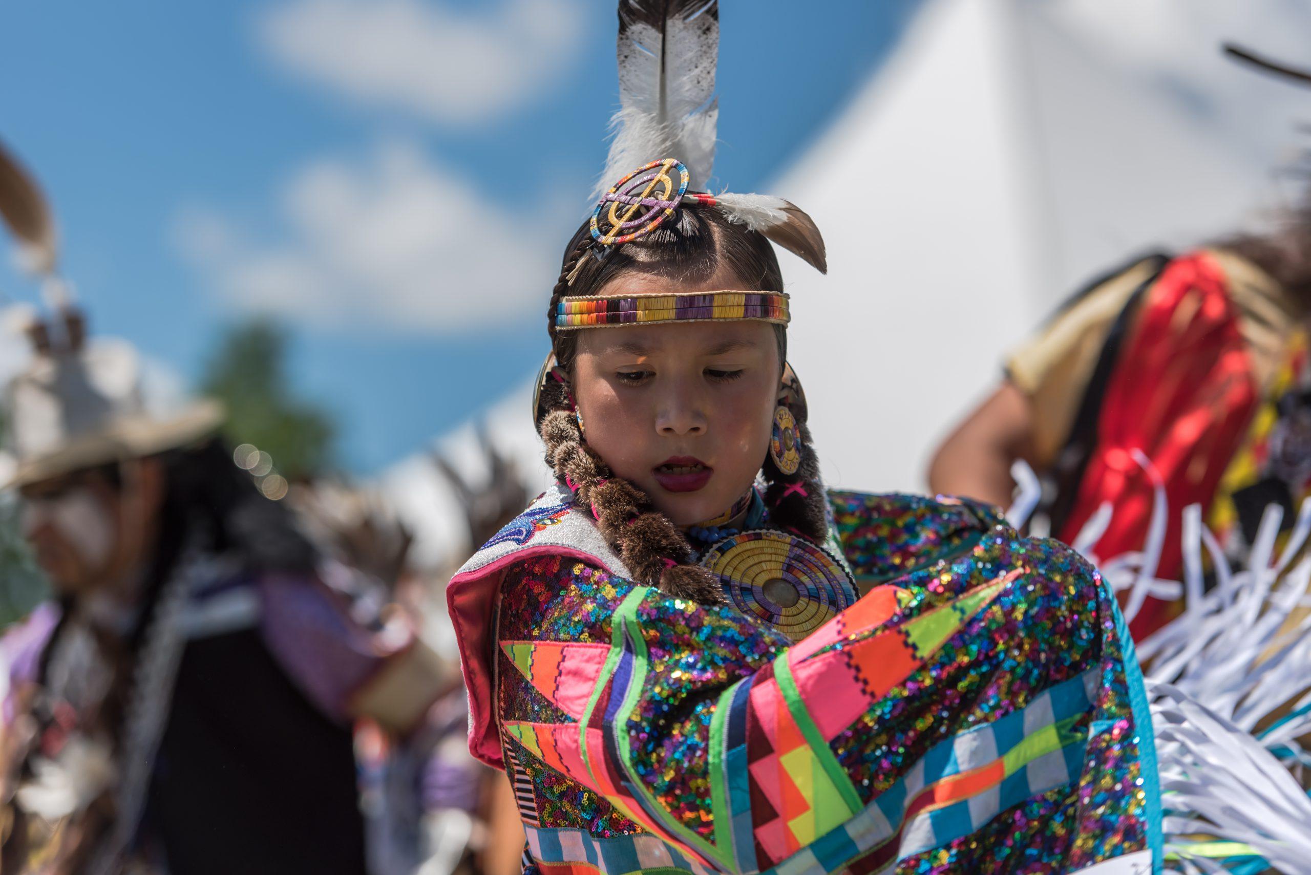 Canada's Indigenous Children - Humanium