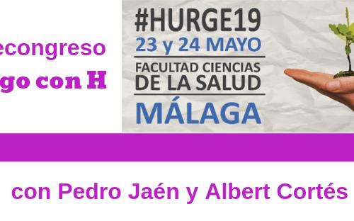Taller HUGES en el II Congreso HURGE – Málaga 22 de mayo