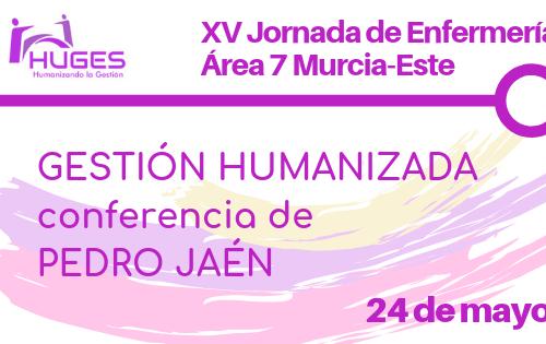 HUGES en XV Jornadas de Enfermería Área 7 Murcia