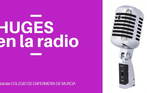 HUGES en la radio: El reto de poner la 'H' de humanización a la gestión sanitaria
