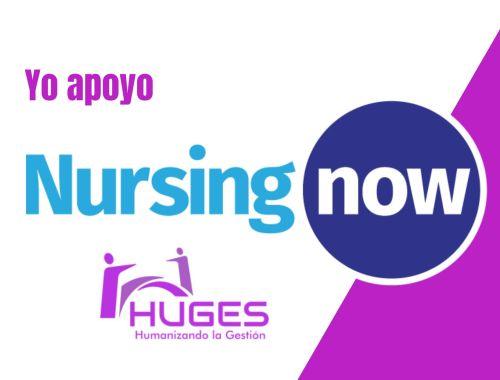 Apoyan a Nursing Now – HUGES