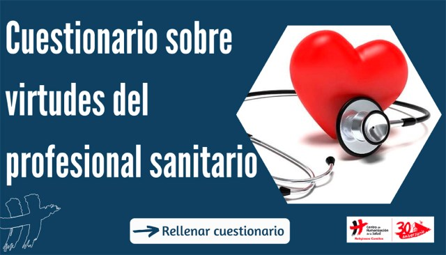 Cuestionario sobre virtudes del profesional sanitario