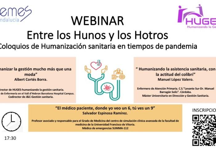 """Videos del webinar """"Entre los Hunos y los Hotros"""""""