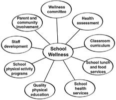 Fitness Education for Children 2E: School Wellness Plan