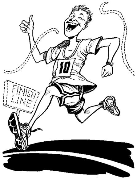 I Run: Parade Charade
