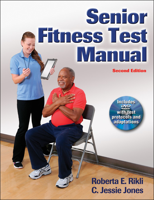 chair stand test elderly inflatable beach senior fitness improving strength in seniors manual 2nd edition