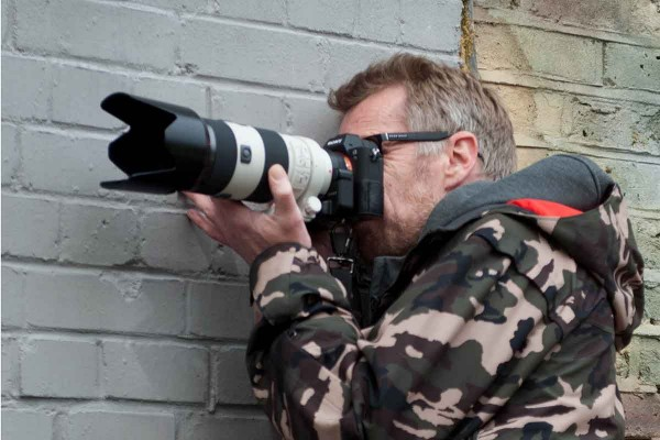 Ian Cox – Camera