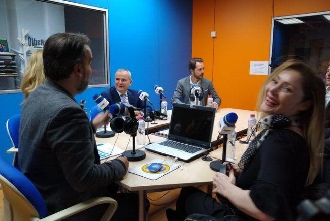Especial Humanos en la Oficina 3.0 Personalidades Programa Radio tv rrhh clickradiotv