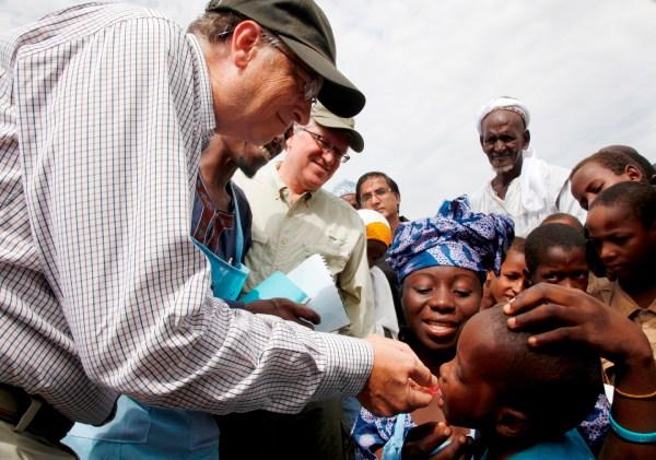Bill Gates polio Nigeria Humanosphere