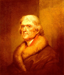In 1776, Thomas Jefferson penned the American Declaration of   Independence.