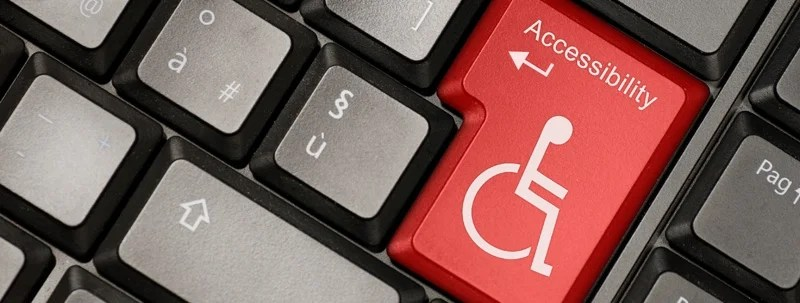 Making your website accessible and inclusive for everyone should be a standard requirement.