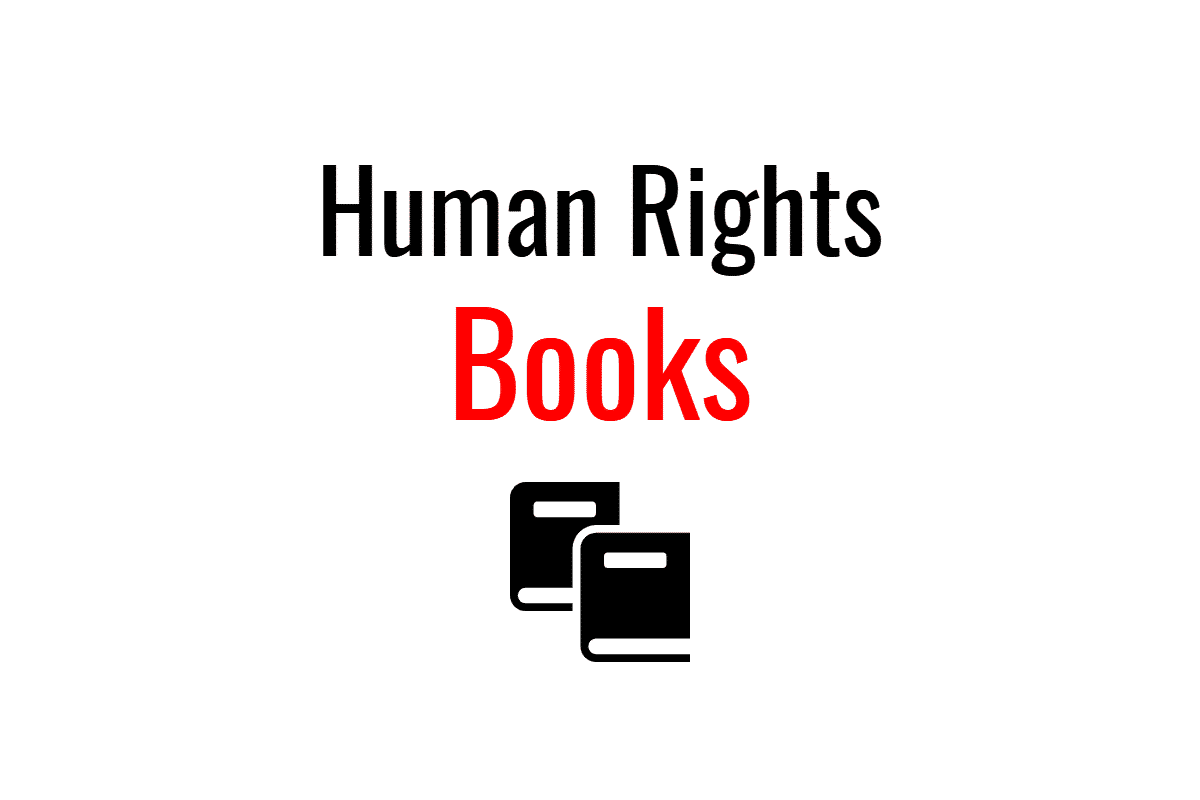 Human Rights Books recommended by Human Rights Careers